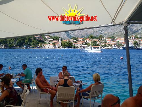 beach bar with view cavtat 800x