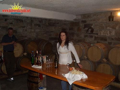 Introdction to Peljesac wines...
